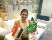 """ألعاب القوى يحتفل بـ """"هالة عبد الرحيم """"  بعد فوزها بمنصب نائب رئيس الاتحاد العربي"""