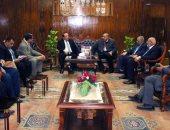 """صور.. رئيس جامعة طنطا لـ""""المحرصاوى"""": الأزهر مثل الهرم وسيظل حائط الصد"""