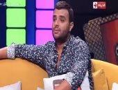 """شاهد رأى رامى صبرى فى الغناء الشعبى بـ""""شريط كوكتيل"""""""