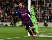 ميسى يحقق رقما قياسيا جديدا فى كأس إسبانيا.. فيديو