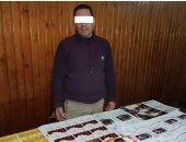 القبض على صاحب مطبعة متهم بتزوير العلامات التجارية بالغربية