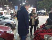 """""""التدخل السريع"""" ينقذ فتاة ومسن من برد الشارع وإيداعهما دور رعاية (صور)"""