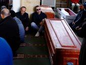 تعرف على سبب تأخر سيارة نقل جثمان الفنان سعيد عبد الغنى