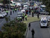 كولومبيا: جماعة جيش التحرير الوطنى وراء تفجير أكاديمية الشرطة فى بوجوتا