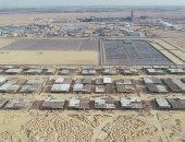 صور.. إنهاء 58% من أعمال الإنشاءات بالمرحلة الأولى لمدينة النسيج بالسادات