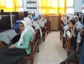 صور.. مدارس شمال سيناء تستعد لاستقبال منظومة الخدمات الإلكترونية الحديثة