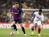 برشلونة يصطدم بإشبيلية وريال مدريد يواجه جيرونا فى ربع نهائي كأس إسبانيا