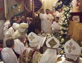 صور.. وصول البابا تواضروس ليترأس صلاة عيد الغطاس بالاسكندرية