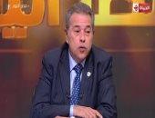 توفيق عكاشة: لو لم يكن لى علاقات قوية مع إسرائيل فلن أخدم القضية الفلسطينية