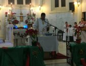 صور.. الأقباط يؤدون قداس عيد الغطاس بكنائس أسيوط