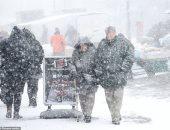 لو فاكر الجو برد.. شوف تساقط الثلوج والشتا الحقيقى فى بريطانيا × 10 صور