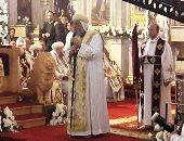 صور.. البابا تواضروس الثانى يهنئ الأقباط بعيد الغطاس ويدعو لمصر بالسلام
