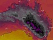 قصة تحول خريطة أستراليا إلى اللون الأسود × 5 صور