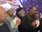 """بدء مراسم الصلح بين عائلتى """"آل فدان وآل شرقاوى"""" بسوهاج بالصلوات والترانيم"""