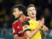 التشكيل المتوقع لمباراة البايرن ضد دورتموند فى كلاسيكو ألمانيا