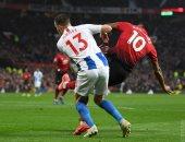 مان يونايتد ضد برايتون.. مانشستر يتفوق بثنائية بوجبا وراشفورد فى الشوط الأول