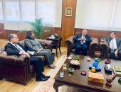 وزير الخارجية: جامعة بيروت تمثل نموذجا رائدا فى العمل العربى المشترك