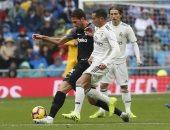 ملخص وأهداف مباراة الريال ضد إشبيلية فى الدورى الاسبانى