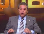"""""""عكاشة"""": مصر تعيش ملحمة وطنية والثروة البشرية أفضل من البترول"""