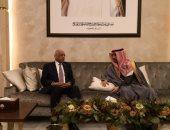 """عبد العال لـ""""رئيس مجلس الأمة الكويتى"""": الاستثمار فى مصر آمن ويتفوق على أوروبا وأمريكا"""