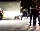 فيديو.. كلب يمنع الإسعاف من علاج صاحبه فى هولندا.. كيف تعاملت معه الشرطة؟