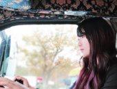تقطع 200 ألف كيلومتر.. حكاية فتاة يابانية تركت الرقص لتعمل سائقة شاحنات