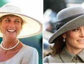 تقدرى تلبسى زيهم.. شوفى قبعات أميرات العائلة المالكة البريطانية × 4 صور