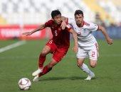 شباك الأردن تهتز فى كأس آسيا للمرة الأولى ضد فيتنام.. فيديو