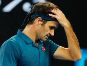 فيدرر يودع بطولة أستراليا المفتوحة للتنس بالخسارة أمام تيتيباس
