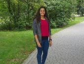 لينا عمرو فى المركز السادس ببطولة البحر المتوسط لألعاب القوى