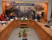 محافظ دمياط تترأس اجتماع المجلس الإقليمى للسكان
