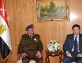 رئيس جامعة دمياط يوقع بروتوكول تعاون مع أكاديمية ناصر العسكرية العليا