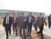وزير القوى العاملة ومحافظ المنيا يشهدان اتفاقية تدريب 2000 عاملة بالمنيا