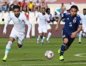 اليابان تصعد لربع نهائى كأس آسيا بهدف ضد السعودية.. فيديو