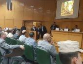 فيديو وصور .. حفل افتتاح مقر هيئة قضايا الدولة بمركز منفلوط في أسيوط