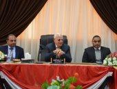 محافظ بورسعيد: كل الدعم لشباب المستثمرين لتسويق منتجاتهم بالخارج