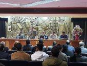 """""""الصحفيين"""" تنظم حفل توقيع كتاب """"الخطايا العشر لكرة القدم المصرية"""""""