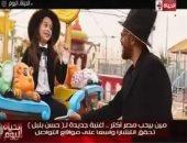 """فيديو.. حسن بلبل يكشف لـ""""الحياة اليوم"""" أسباب انتشار أغنية """"مين بيحب مصر  أكتر"""""""
