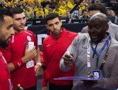 يحيى خالد أفضل لاعب فى مباراة مصر و تونس بكأس العالم لكرة اليد