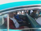 محافظ أسوان يصطحب وزيرا الرى والشباب بسيارة جمال عبد الناصر لتفقد السد العالى