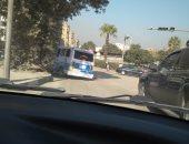 أمن الجيزة يضبط سائق حاول الاعتداء جنسيا على فتاة داخل ميكروباص بالدقى