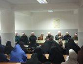"""صور.. وكيل """"أوقاف السويس"""" يفتتح مركز إعداد محفظي القرآن الكريم"""