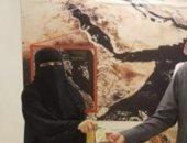 مواطنة سعودية تستلم أول رخصة مرشدة سياحية بالأحساء فى السعودية