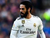 ريال مدريد يشترط 80 مليون يورو لرحيل إيسكو إلى مانشستر سيتى
