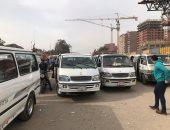 ضبط 10 حالات مخالفة لتعريفة الركوب فى حملات لسيرفيس القاهرة