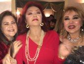 نبيلة عبيد تحتفل بعيد ميلادها: شكرا على حبكم والفرحة اللى بتزرعوها بداخلى