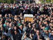 صور.. دفن طالبة من عرب إسرائيل فى بلدتها بعد مقتلها بأستراليا