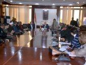 محافظ الأقصر يشهد إجتماع المجلس الإقليمى للسكان لتوحيد منظومة العمل