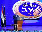 الرئيس السيسى: برنامج الإصلاح كان قاسيًا.. وعبرنا مرحلة صعبة ومش باقى كتير