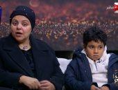 زوجة الشهيد ساطع النعمانى: الرئيس زود فخرنا بشهدائنا اليوم